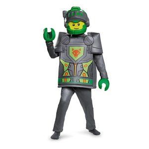 NWT Aaron Deluxe Nexo Knights Lego Costume